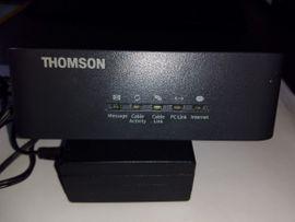 Thomson Kabelmodem TCM420: Kleinanzeigen aus Rothenbach - Rubrik DFÜ, Modems, ISDN, DSL