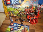 Lego Nexo Knights Jestros Gefährt