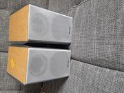 Boxen der CD-Stereoanlage Panasonic SC-PM28