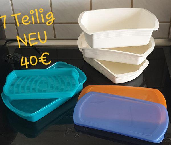 Tupperware Four Season Set NEU - Kornwestheim - Neues Set der Serie Four Seasons von der Marke Tupperware abzugeben - Kornwestheim