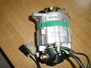Lichtmaschine mit Hydraulikpumpe