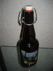 alte Bierflasche Bier Flasche mit