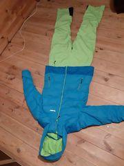 Skianzug skihose anorak grösse 42