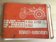 Ersatzteilkatalog Renault Traktor R7050 R7150