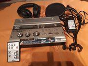 Aufnahmegerät Roland CD-2e SD CD