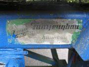 Gummiwagen-Langholzwagen