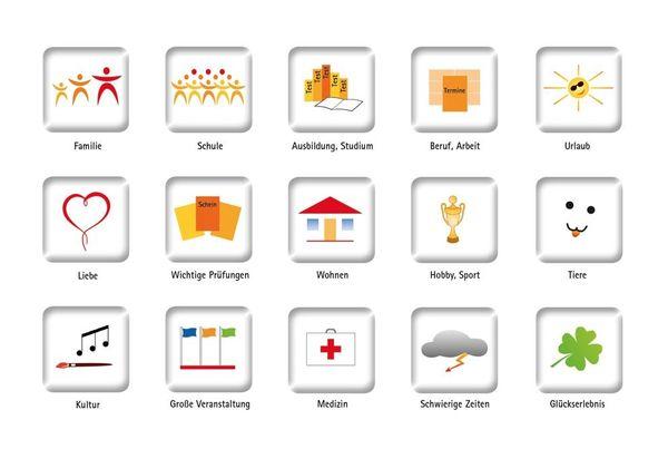 Icon Design für apps und