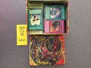 200 Yu-Gi-Oh Karten in der