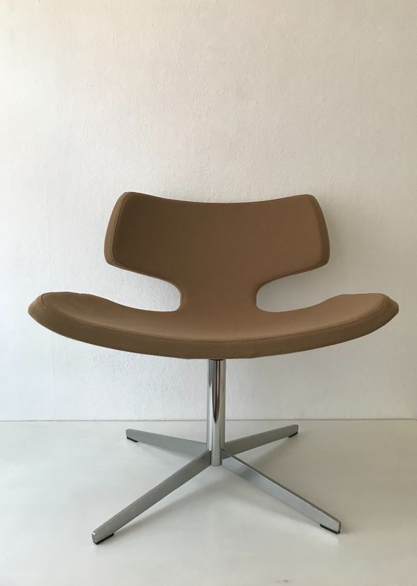 Materia Bone Stuhl Lounge Sessel