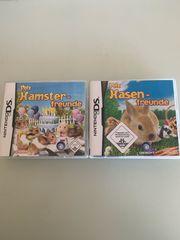 2 Nintendo DS Petz Hamster