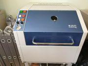 Krupp GLOBUCAST Induction Casting Machine