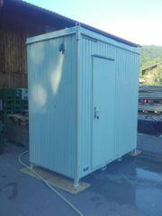 WC Container zu Vermieten
