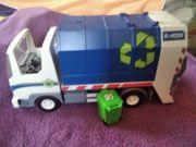 Müllauto playmobil