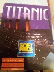 CD Rom Titanic
