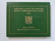 Vatikan 2 Euro-Münze Europäisches Jahr
