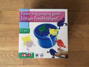 Frosch Hüpf Spiel