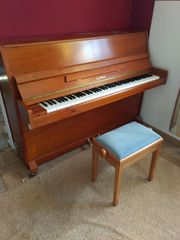 Gebrauchtes Klavier Marke C Aemon