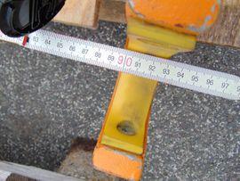 Bild 4 - Stapler Anbaugerät Kabelabroller Schlauchabroller Blechcoil - Auerbach
