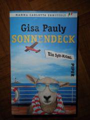 Buch Roman Gisa Pauly Sonnendeck