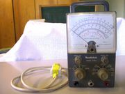 Vacuum Tube Voltmeter Heathkit Model