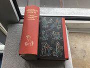 2 Alte Bücher Wilhelm Busch