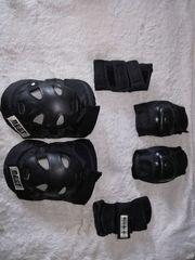 Knie- Handgelenk- und Ellbogenschützer im