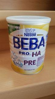 BeBa Baby Nahrung Pro HA