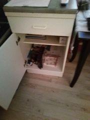 Weiße Küchenschränke Unterschrank