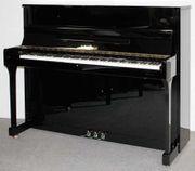 Klavier Rönisch 118 K schwarz