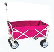 Bollerwagen pink NEU