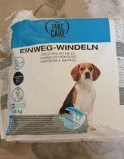 Hunde - Einweg - Windeln