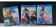 3 Battelfield spiele fur Playstation