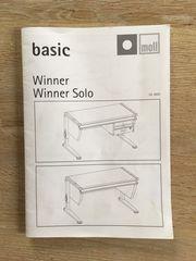 Moll Schreibtisch Winner Basic