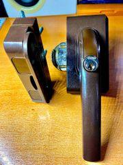 ABUS Sicherheits-Fenstergriffe Zusatzschlösser sehr guter
