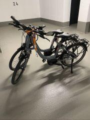 2 E-Bikes HERCULES Futura Compact