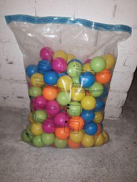 Sonstiges Kinderspielzeug - Bällebad Farbmix Bälle 2 verschiedene