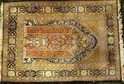 Orientteppich Ghom mit Seide T036