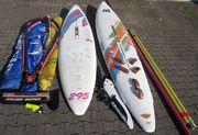 Großes Surfset 2 Boards 3