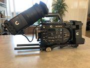 Sony PXW-FS7 Kamera mit Zubehörpaket