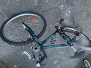 Jugendliches Fahrrad