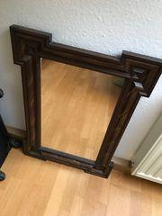 Verkaufe alten Spiegel sehr guter