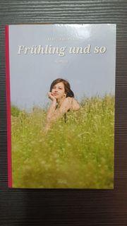 Buch Frühling und so von