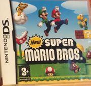 Nintendo DS - Super Mario DS