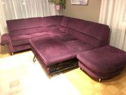 PREISSENKUNG Sofa Ecksofa Couch Wohnlandschaf