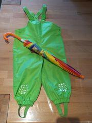 Kinderhose - Regen- Matschhose Größe 86-92