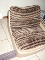 2 bequeme breite Sessel-70 -70