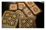 Deckchen antik