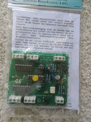 Littfinski 910212 S-DEC-4-DC-F Magnetartikeldecoder 4fach