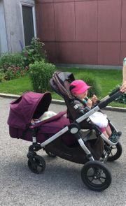 Geschwisterwagen - Baby Jogger - City Select