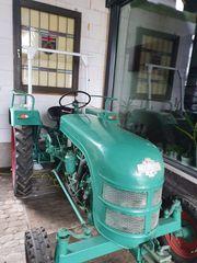 Traktor Oldtimer Kramer KL 250